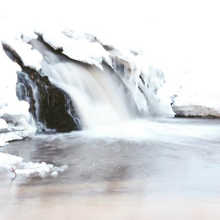 精進川の滝